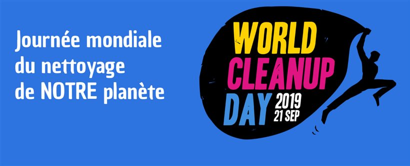 World CleanUp Day 2019 by JCE Millau